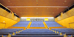 県立長崎シーボルト大学(講堂)