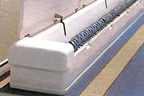 コースロープ保管ベンチ