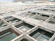 下水処理場 最終沈殿池設備